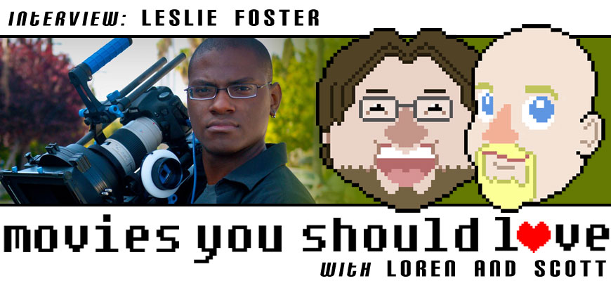 Leslie Foster Interview