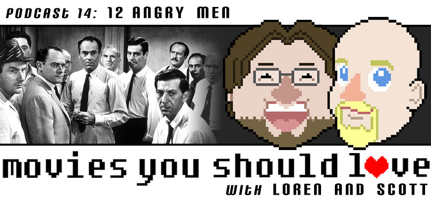 Podcast 14: 12 Angry Men