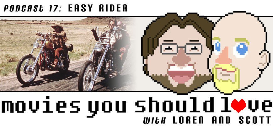 Podcast 17: Easy Rider