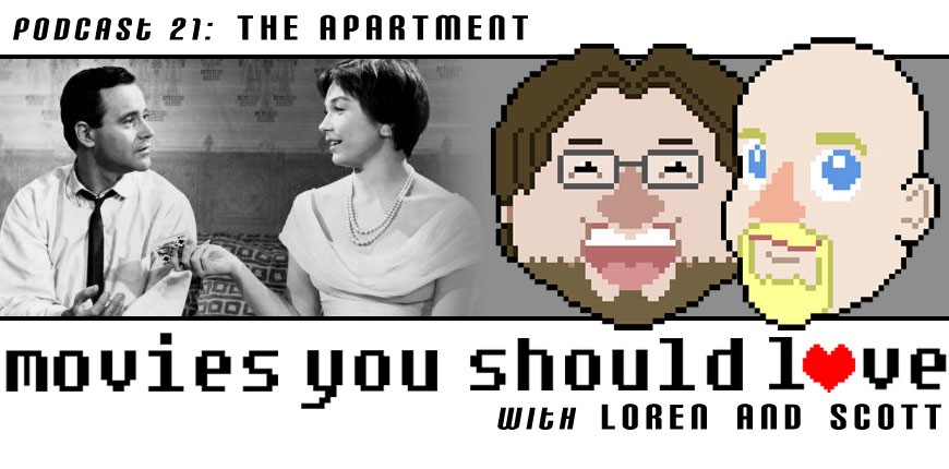 Podcast 21 - The Apartment